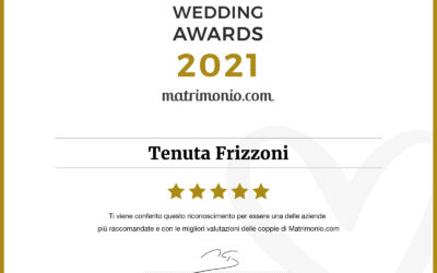 Wedding Award 2021